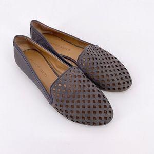 Franco Sarto Zerbino Preforated Loafers